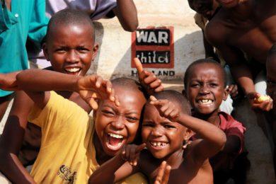 Sterker dan oorlog!